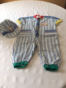 Children's Outfit with Hat - Size 6/9 Months REDUCED!!