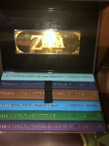 Legend of Zelda Prima Guides collector edition box set and more.