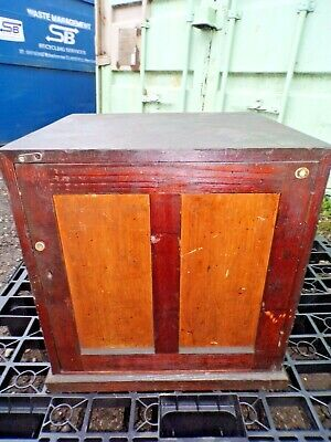 Engineers Cabinet Vintage Industrial