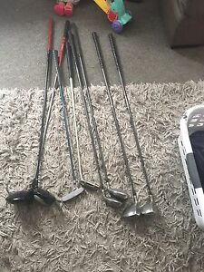 Assorted golf clubs Sunbury Hume Area Preview
