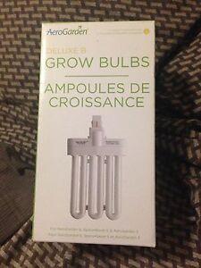 Aerogarden deluxe B grow bulbs x2