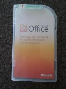 Microsoft Office Home and business 2010 Balcatta Stirling Area Preview