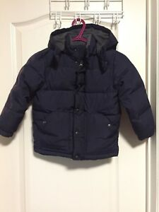 Boys Gap downfilled Jacket size 5