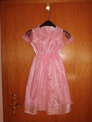 Kostüm - Prinzessin - Fee - rosa -  Mädchen - Gr. M