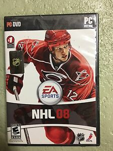 NHL 2008 (PC Game)