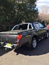 2014 Mitsubishi Triton MN GLX-R Utility Double Cab 4dr Spts Auto Northwood Lane Cove Area Preview