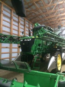 4038r John Deere Sprayer
