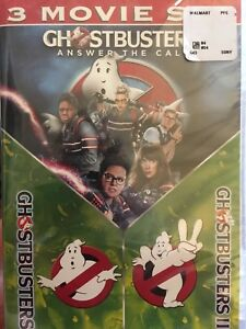 New - Ghostbusters 3 movie DVD - Orillia