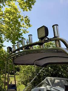 Rocket launcher and outriggers for sale with clears and canopy... Endeavour Hills Casey Area Preview