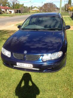2002 Holden Commodore Sedan Collarenebri Walgett Area Preview