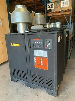 Landa Pressure Washer 2300 Psi Model Eng5-23024b 5.0 Gpm