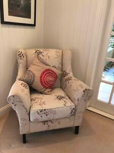 Lovely, comfortable armchair