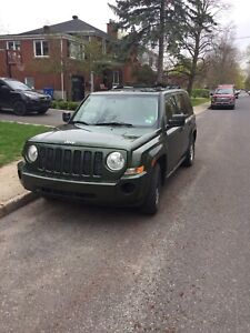 Jeep Patriot 2008 sport