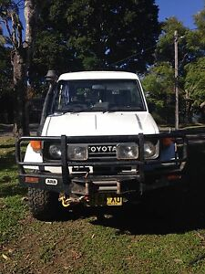 93 landcruiser troopy diesel Mullumbimby Byron Area Preview