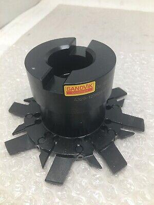 4.5 Cutting Diameter 1.1//2 Connection Diameter Sandvik Coromant RA200-114R38-13M CoroMill 200 Face Milling Cutter