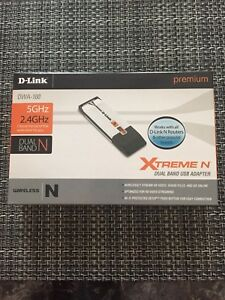 D-Link Xtreme N Dual Band USB Adapter