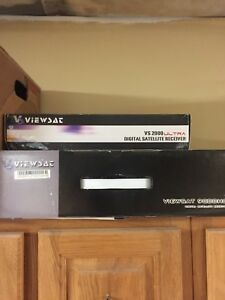 Viewsat 9000hd and vs 2000 receivers