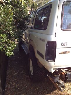 Toyota 80 Series Landcruiser Wrecking Carindale Brisbane South East Preview