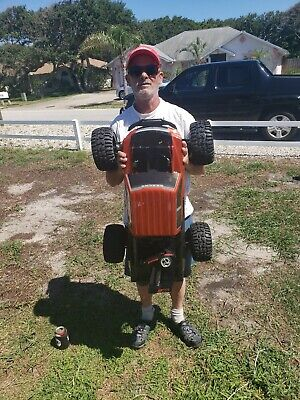 Redcat Racing RAMPAGE R5 8S 1/5 Scale brushless Monster Truck Read Description