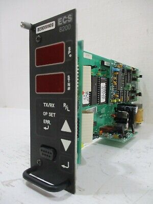 Ecs 8230 Temperature Control Module Without Alarm Series 8200 Controller