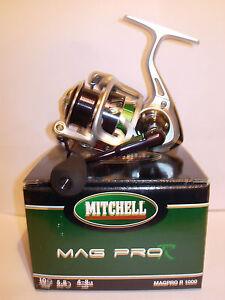 MITCHELL-MAG-PRO-R1000-Carrete-Para-Cana-De-Pescar-4-6-3-6-kg