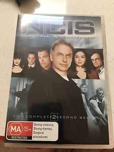 NCIS Series 2-13 Lorn Maitland Area Preview