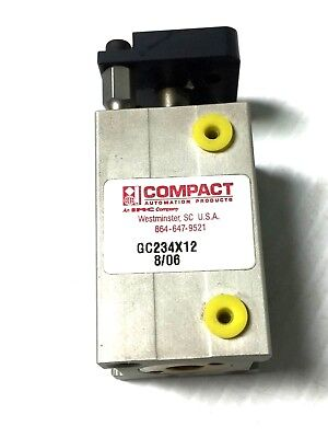 Compact Cylinder Model Gc234x12