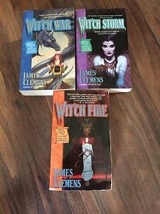Books 1-3 of The Banned and the Banished series
