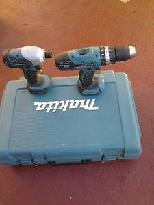 Makita 18 drill & impact drill Maryland Newcastle Area Preview