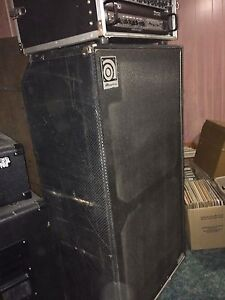 Ampeg Bass Amp and Head Cornwall Ontario image 2
