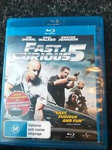 FAST & FURIOUS 5 Berwick Casey Area Preview