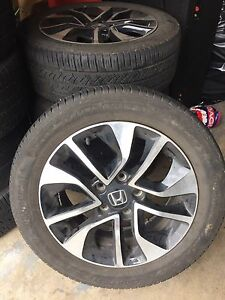 Honda OEM Rims & Tires