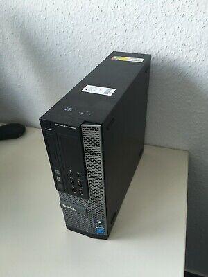 Dell Optiplex 9020 Desktop PC Intel i5 3,3GHz 500GB 8GB RAM +Win10 +Office Paket