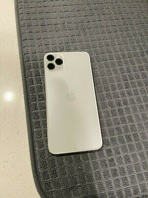 Apple iPhone 11 Pro Max - 256GB - Silver (T-Mobile) A2161 (CDMA + GSM)