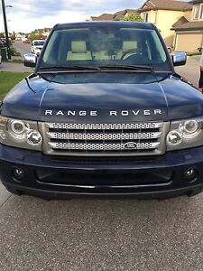 Range Rover Supercharged Sports V8 2007