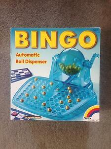 Near-New Bingo Board Game Coogee Eastern Suburbs Preview