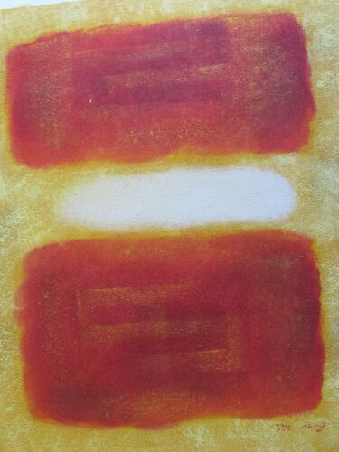 contemporary+abstract+large+oil+painting+canvas+original+minimal+Rothko+style