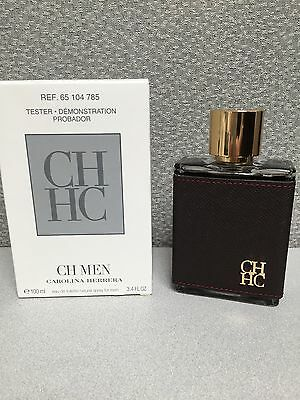 CH by Carolina Herrera EDT for men 3.4 oz / 100 ml NEW IN TST BOX