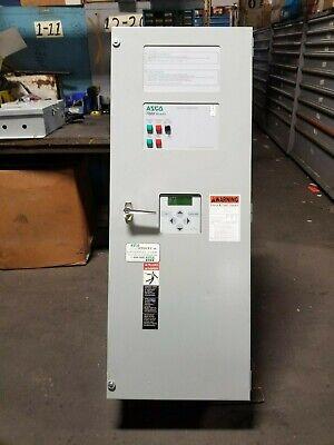 Asco 100 Amp Automatic Transfer Switch 208 Vac 3 Phase D07atsa30100c50c