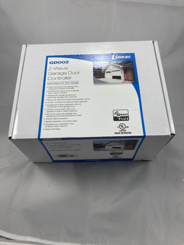 Linear Z-wave Garage Door Controller (used) GD00Z-5