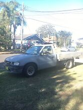 1998 Holden Rodeo DX TF R7 MANUAL Revesby Heights Bankstown Area Preview