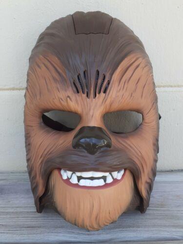 Star Wars Chewbacca Halloween Mask with Sound