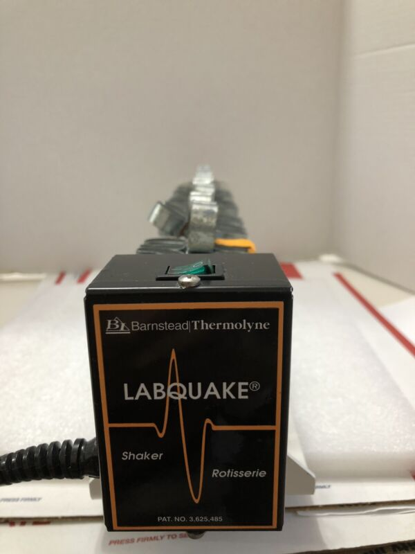 Barnstead Tube Labquake shaker rotisserie Mixer  Tested Worked Perfectly
