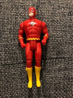 THE FLASH - 1990 - DC Super Powers - Vintage Action Figure