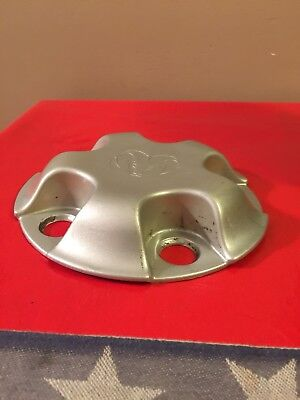OEM Dodge RAM Pickup Truck 1500 Center Cap Wheel Hub Cover. 2002-2011 Silver.