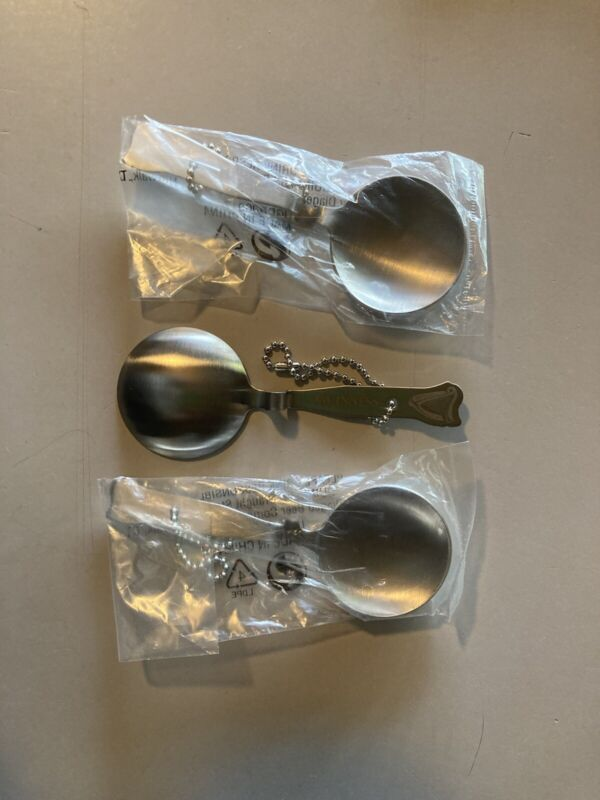 (3) GUINNESS Beer Black & Tan Bar Pouring Spoon Bass Guinness Stout Harp Guiness