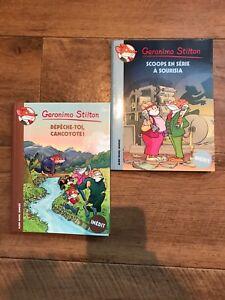 Livres de Geronimo Stilton hors-série
