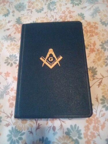 1924 Secret Freemason Masonic Bible
