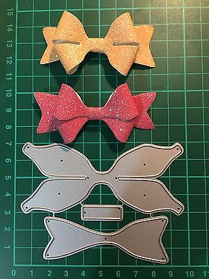 D003 Bride Butterfly Bow Cutting Die Suit For Sizzix Spellbinders Xcut Machine for sale  Shipping to Ireland