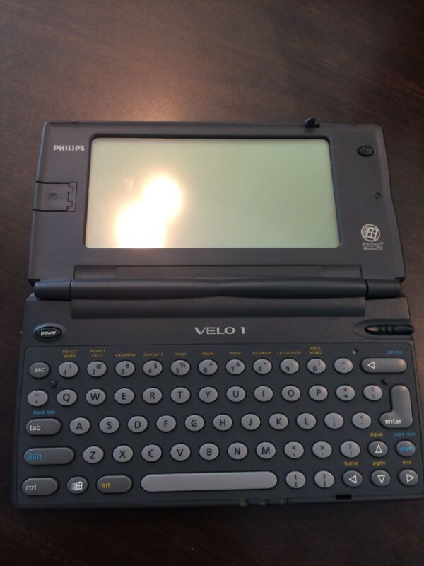 Used Philips Velo 1 4MB Handheld PC